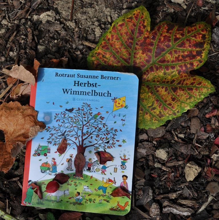 Herbstwimmelbuch