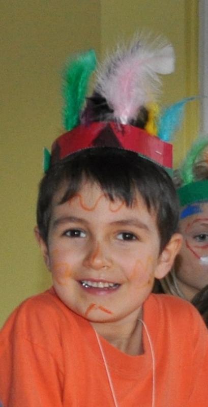 Indianerparty (2.Kindergartenjahr)