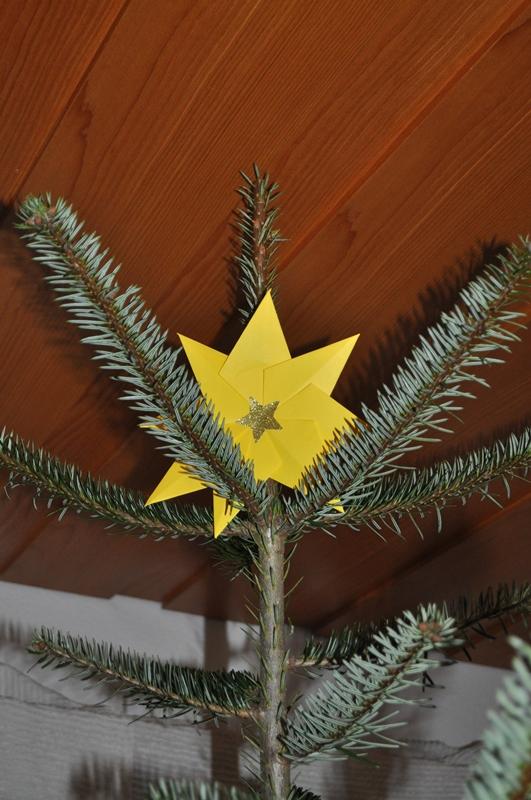 Meine Schwiegermutter mag keinen Weihnachtsbaum ohne ihren Mann mehr. Deshalb nehmen wir die Bäume, damit sie nicht einfach entsorgt werden.